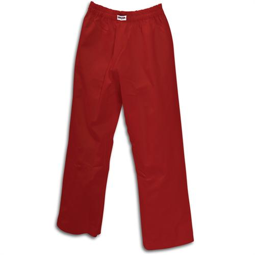 Macho 7oz Student Gi Pants (Red)